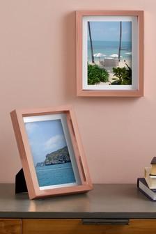 "Set of 2 Gallery 8x6"" Frames"