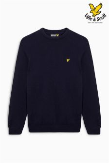 Lyle & Scott Crew Neck Knit Jumper