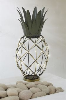 Solar Pineapple Lantern