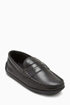 Penny Leather Loafers (Older Boys)