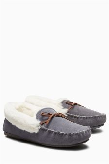 Premium Moccasin Slippers