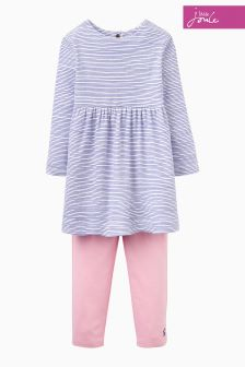 Joules Baby Blue Stripe Christina Set
