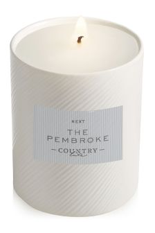 The Pembroke Country Luxe Ceramic Candle
