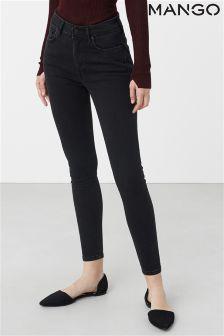 Mango Grey Skinny Jean