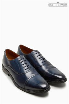 Toe Cap Oxford