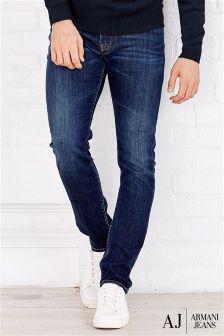 Armani Jeans J06 Slim Fit Jean