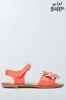 Boden Coral Crush Holiday Sandal