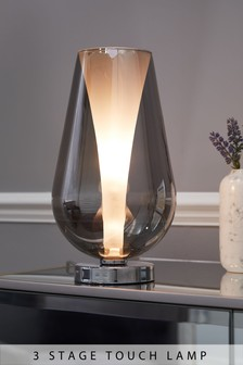 Cooper Inner Lit Touch Table Lamp