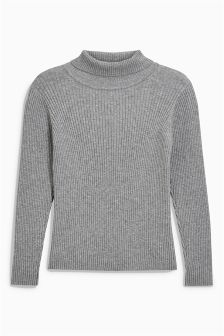 Roll Neck Sweater (3-16yrs)