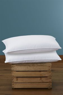 2 Pack Duck Feather And Down Pillows