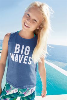 Big Waves Tunic (3-16yrs)