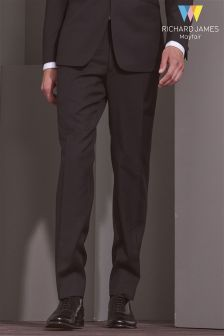 Richard James Hopsack Dinner Suit Trouser