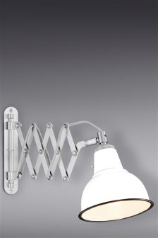 Georgetown Extendable Wall Light