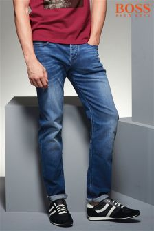 Boss Orange Tapered Fit Orange 90 Jean