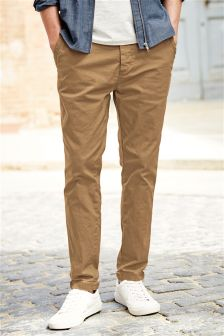Canvas Worker Trousers