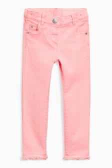 Frayed Hem Jeans (3mths-6yrs)