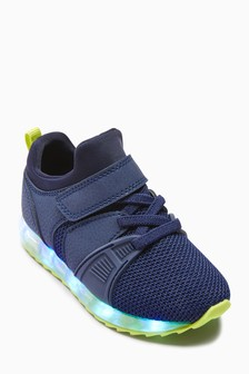 Light-Up Fashion Trainers (Younger Boys)