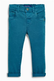 Five Pocket Stretch Trousers (3mths-6yrs)