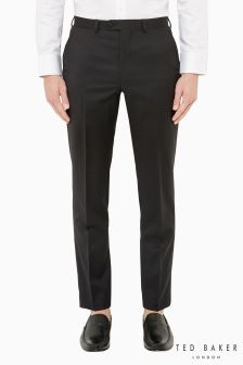 Ted Baker Black Dinner Suit Trouser