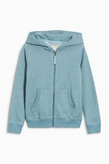 Sparkle Zip Hoody (3-16yrs)