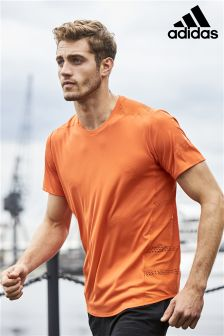 adidas Run Orange TKO T-Shirt