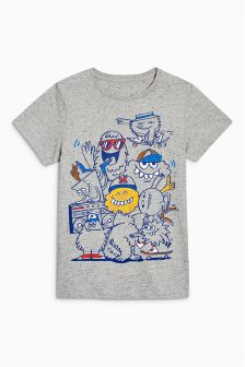 Monster T-Shirt (3-16yrs)