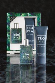 Tropic Eau De Toilette Gift Set