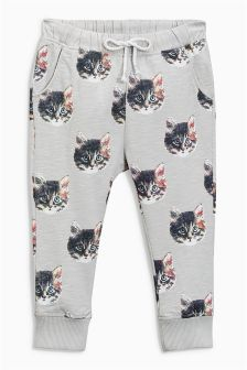 Cat Joggers (3mths-6yrs)