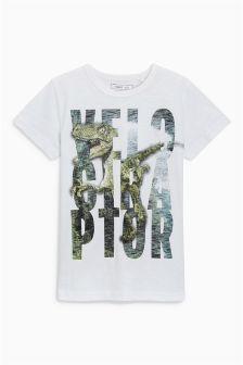 Velociraptor T-Shirt (3-16yrs)