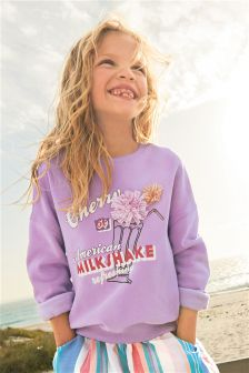 Milkshake Corsage Crew (3-16yrs)