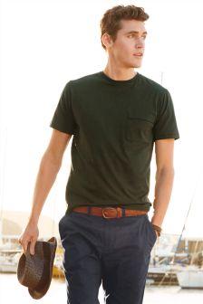 Stretch Pocket T-Shirt