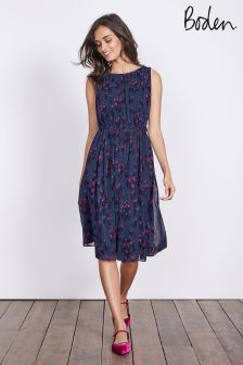 Boden Carbon Tulip Maria Dress