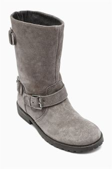 Biker Boots (Older Girls)