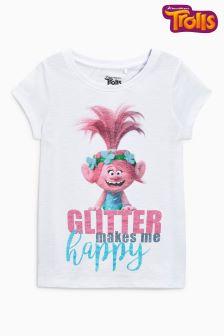 Troll Glitter T-Shirt (3-16yrs)