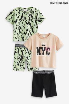 Nike Green Gym Vintage Hoody