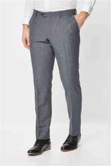 Light Weight Donegal Slim Fit Suit: Trousers