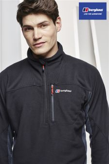 Berghaus Grey/Black Prism Fleece