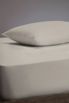 300 Thread Count Soft & Silky Cotton Extra Deep Fitted Sheet