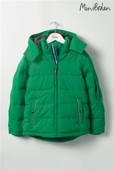 Boden Green Padded Jacket