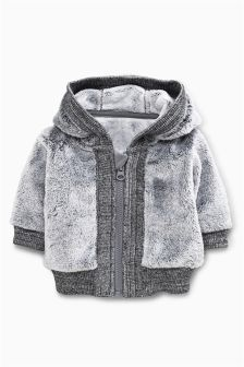 Fleece Jacket (0mths-2yrs)