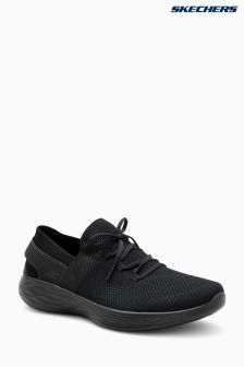 black skechers womens uk