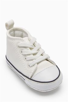Pram Lace-Up Boots (Younger)