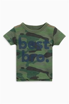 Best Bro T-Shirt (3mths-6yrs)