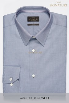 Signature Textured Oxford Shirt
