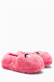 Monster Snuggle Slippers