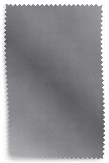 Matt Velvet Light Grey Fabric Roll