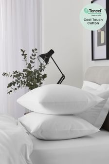 Set of 2 Cool Touch Tencel® Blend Pillowcases