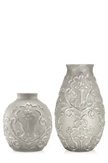 Set Of 2 Nostalgia Ceramic Vases
