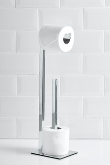 Vienna Loo Roll Stand and Store