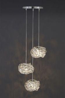 Venetian 3 Light Cluster